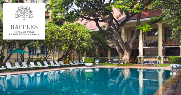 raffles hotel le royal vacancies